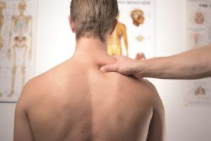 Tender Points en varias partes del cuerpo.