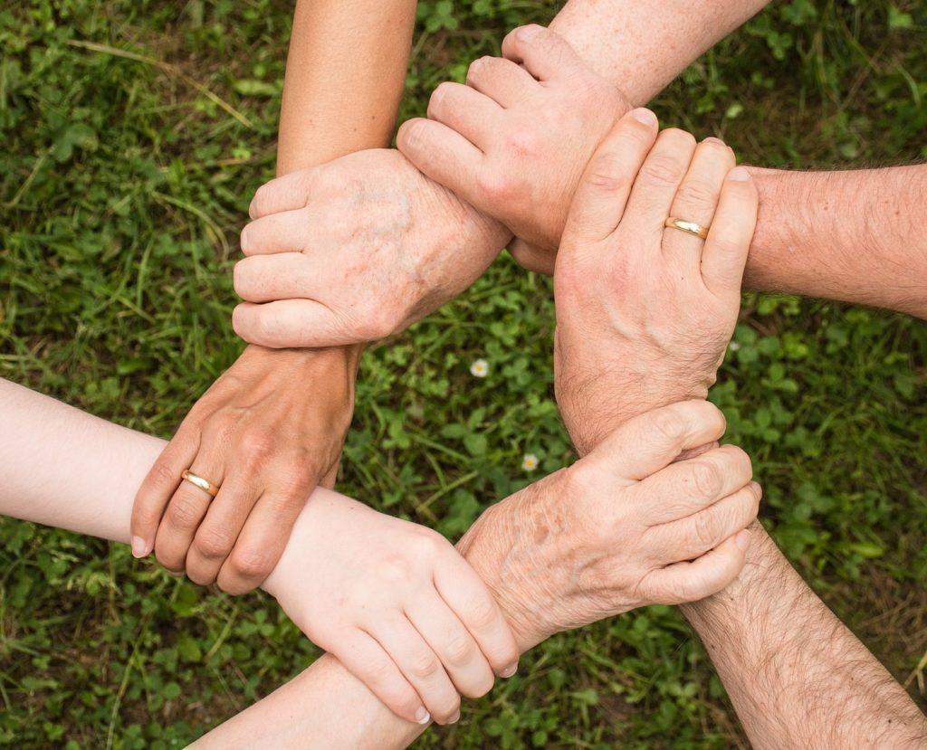 Un grupo de apoyo es un espacio virtual, seguro y respetuoso.